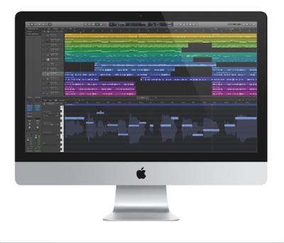 Nuevo Logic X, de Apple